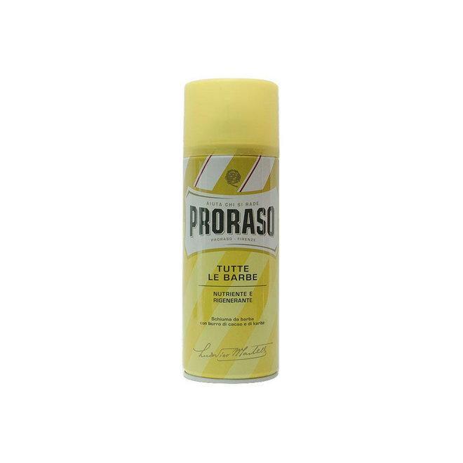 Proraso scheerschuim yellow 400ml