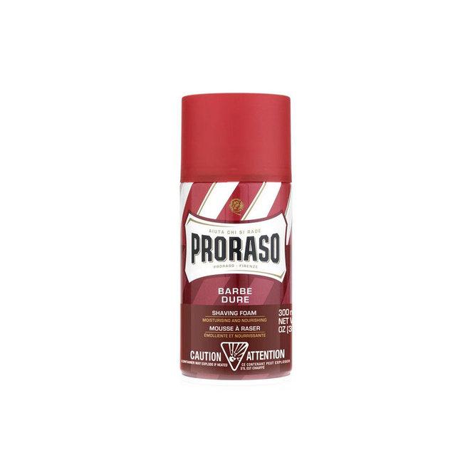 Proraso Scheerschuim Red Sandalwood 300ml