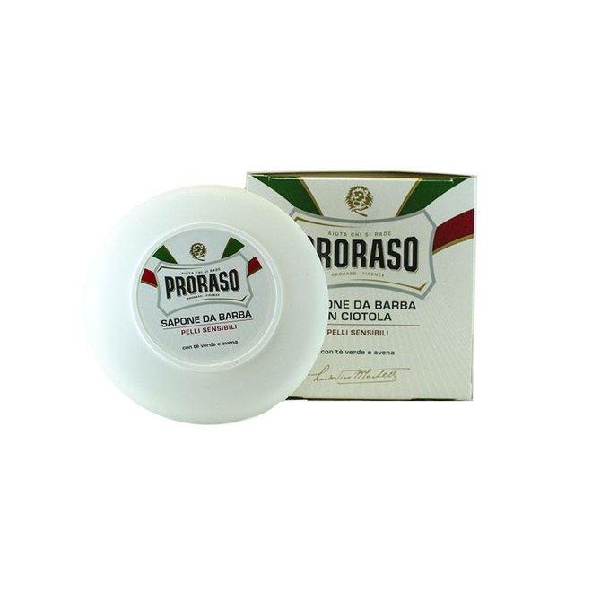 Proraso Scheerzeep White Sensitive skin 150ml