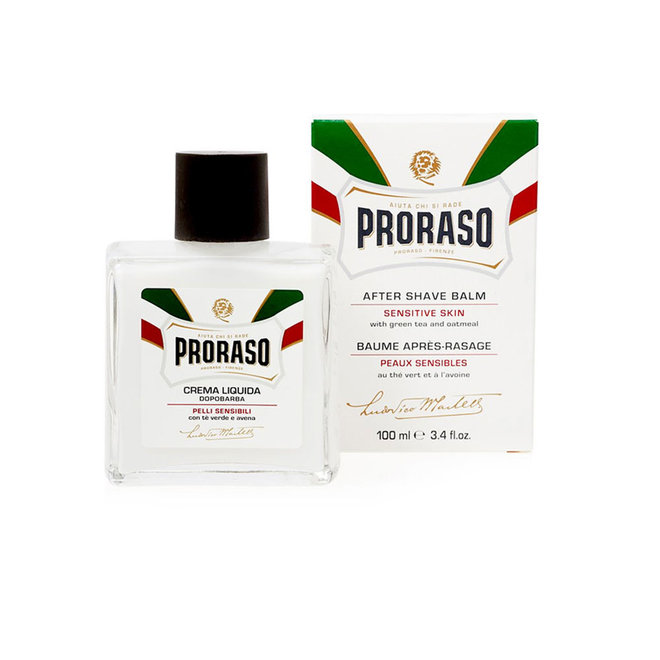 Aftershave white balm 100ml