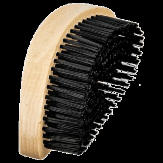 Natuurlijke houten baardborstel