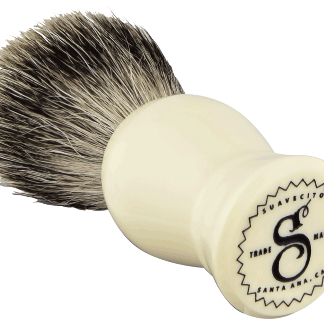 Ivoor Badger Shave Brush