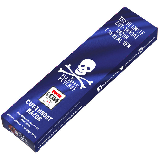 The Bluebeards Revenge Cut-Throat razor
