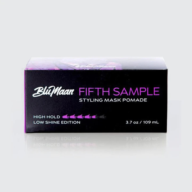 Blumaan Fifth Sample Styling Mask Pomade Low Shine