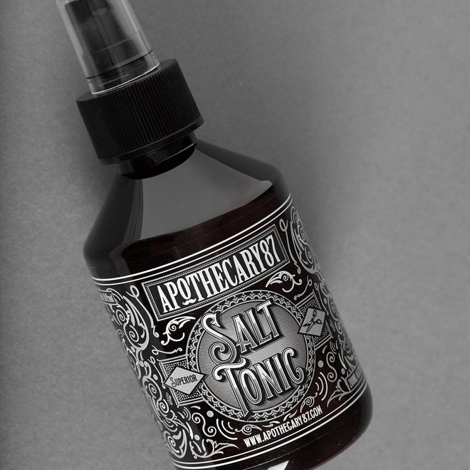 Apothecary 87 Salt Tonic