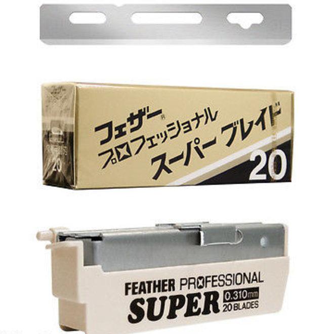 Feather Professional Blades Heavy PS20 shavette scheermesjes