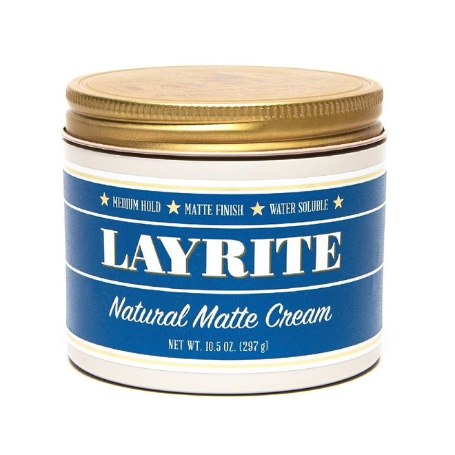 Layrite Natural Matte Cream Pomade XL 297gram