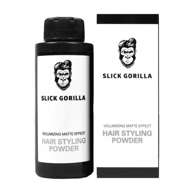 Slick Gorilla Hair Styling Powder