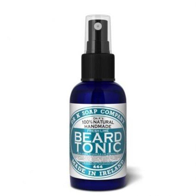 Beard Tonic Fresh Lime 50ml