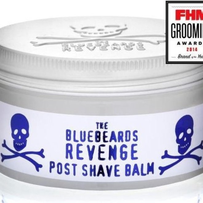 The Bluebeards Revenge Aftershave Post Shave Balm 100ml