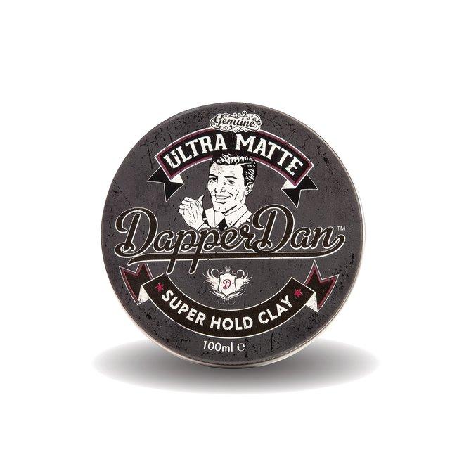 Dapper Dan Ultra Matte Clay