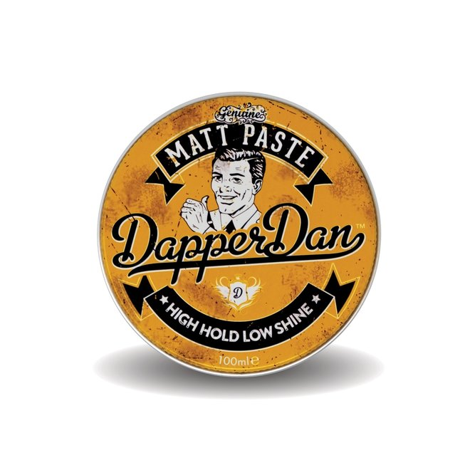 Dapper Dan Matte Paste