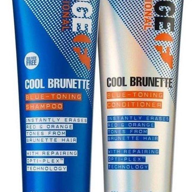 Fudge Cool Brunette Geschenkset 250ml Blue-Toning Shampoo + 250ml Blue-Toning Conditioner