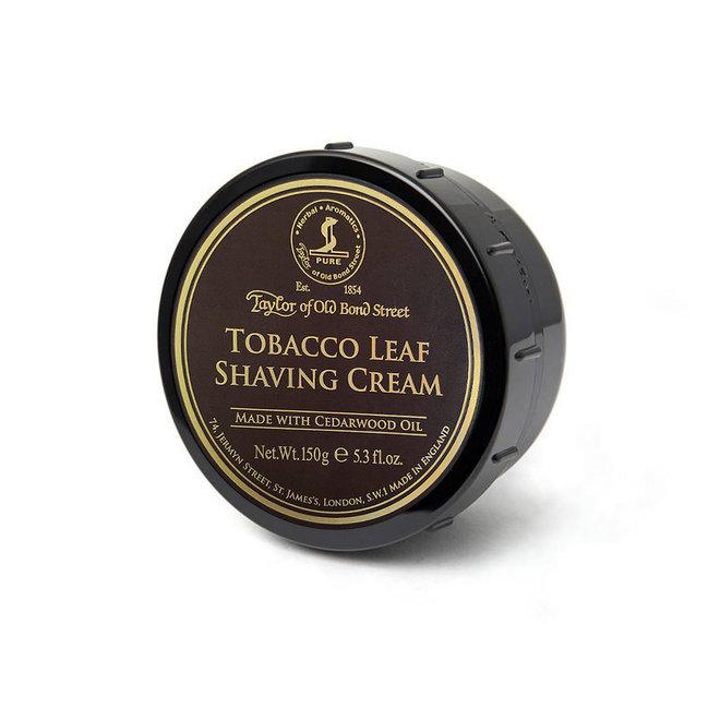 Taylor of Old Bond Str. scheercrème Tobacco Leaf 150gr