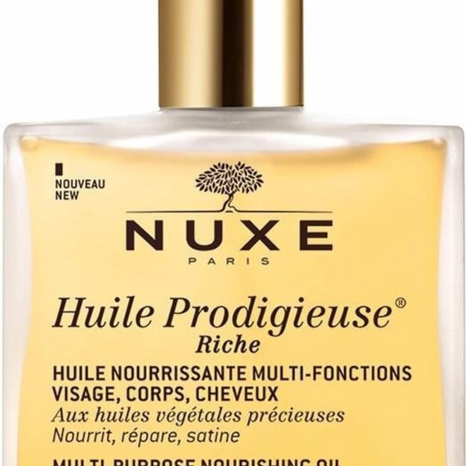 Nuxe Huile Prodigieuse Riche Body Oil 100 ml