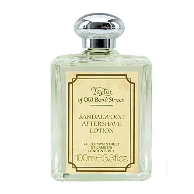 Taylor of old bondstreet aftershave lotion sandelhout