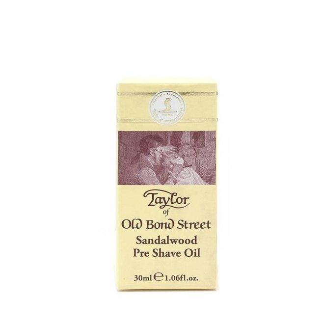 Taylor of Old Bondstreet Sandalwood - 30 ml - Pre Shave Olie