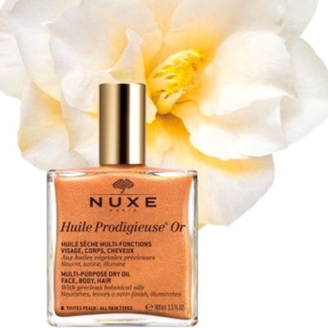 Nuxe Huile Prodigieuse Or Shimmering Dry Oil Droogolie - 100 ml