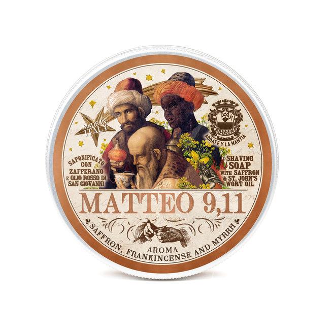 Abbate Y La Mantia - Scheerzeep - Matteo 9,11
