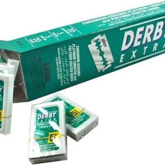 Derby - Double Edge Blades (100 st) - Hele doos