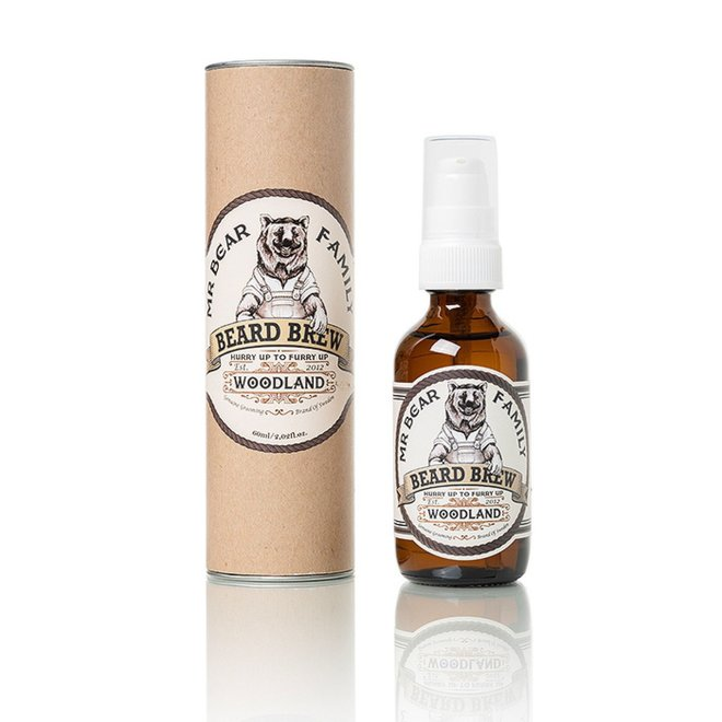 Mr. Beard Brew Woodland - 60ml