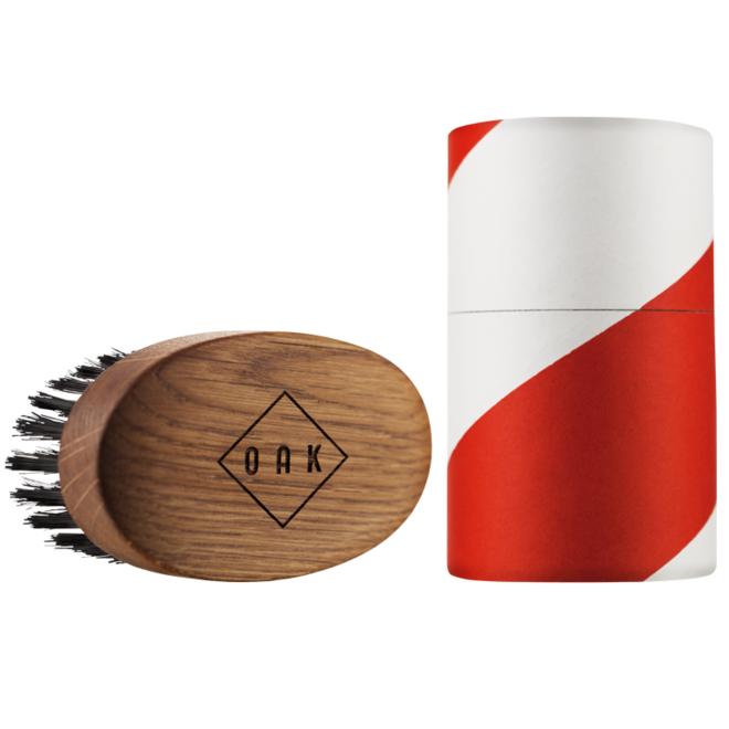 Oak Beard Care - Beard Brush - 9,2 cm