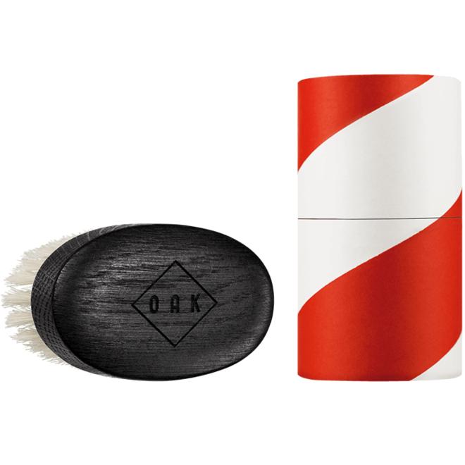 OAK Beard Care - Baard Borstel Soft - 9 cm