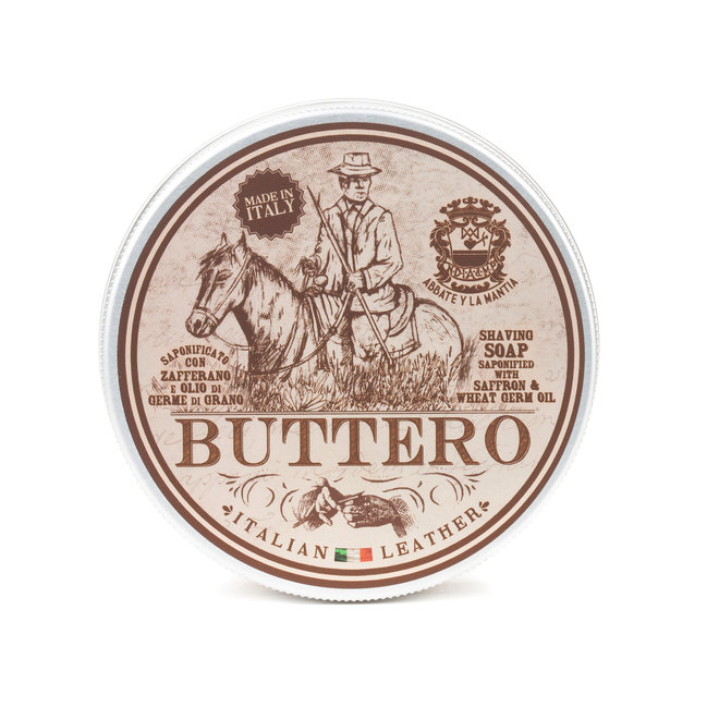 Abbate Y La Mantia  Scheerzeep - Buttero