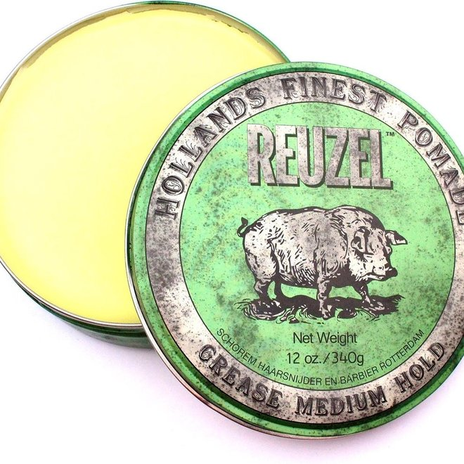 Green Grease pomade (340g)