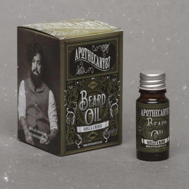 Apothecary 87 Vanilla &MANgo Baardolie Small