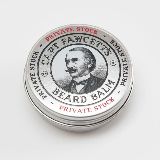 Captain Fawcett baardbalsem private stock