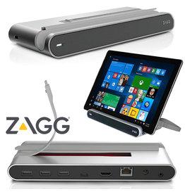 Zagg Zagg  Work Station - ZGUCCH-WHE