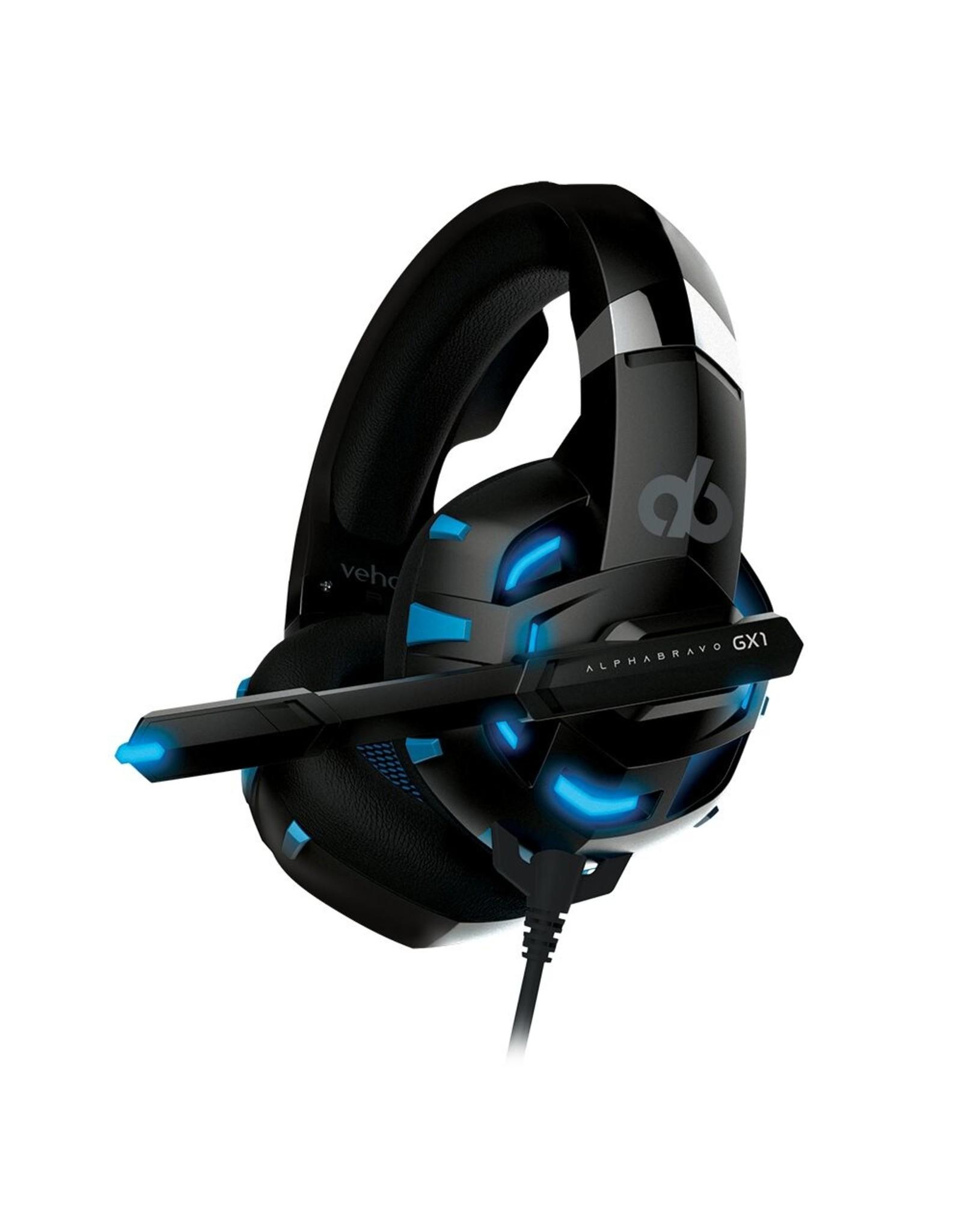 Veho Veho Alpha Bravo GX-1 Gaming Headset