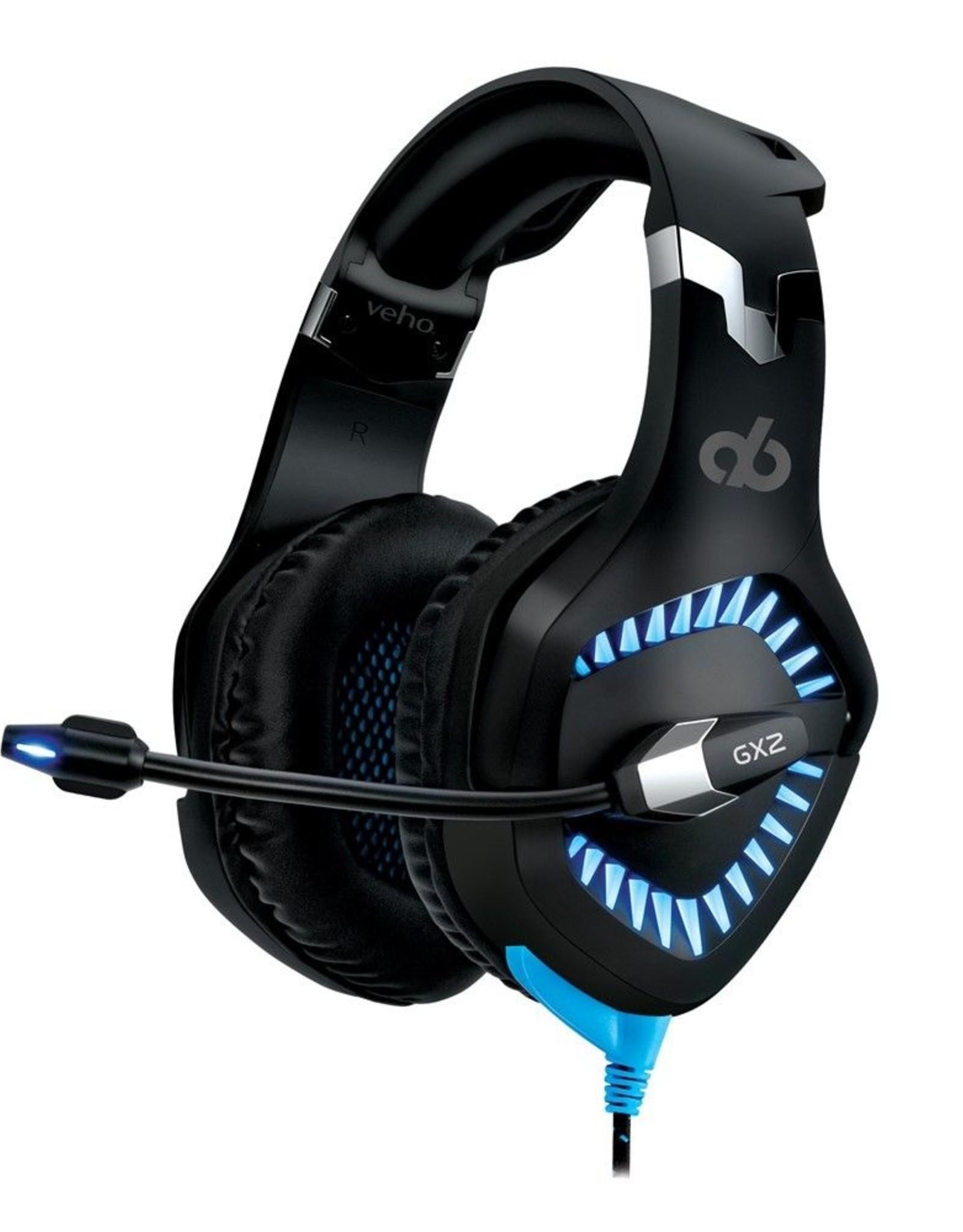Veho Veho Alpha Bravo GX-2 Gaming Headset with UBU 7.1 Surround Sound