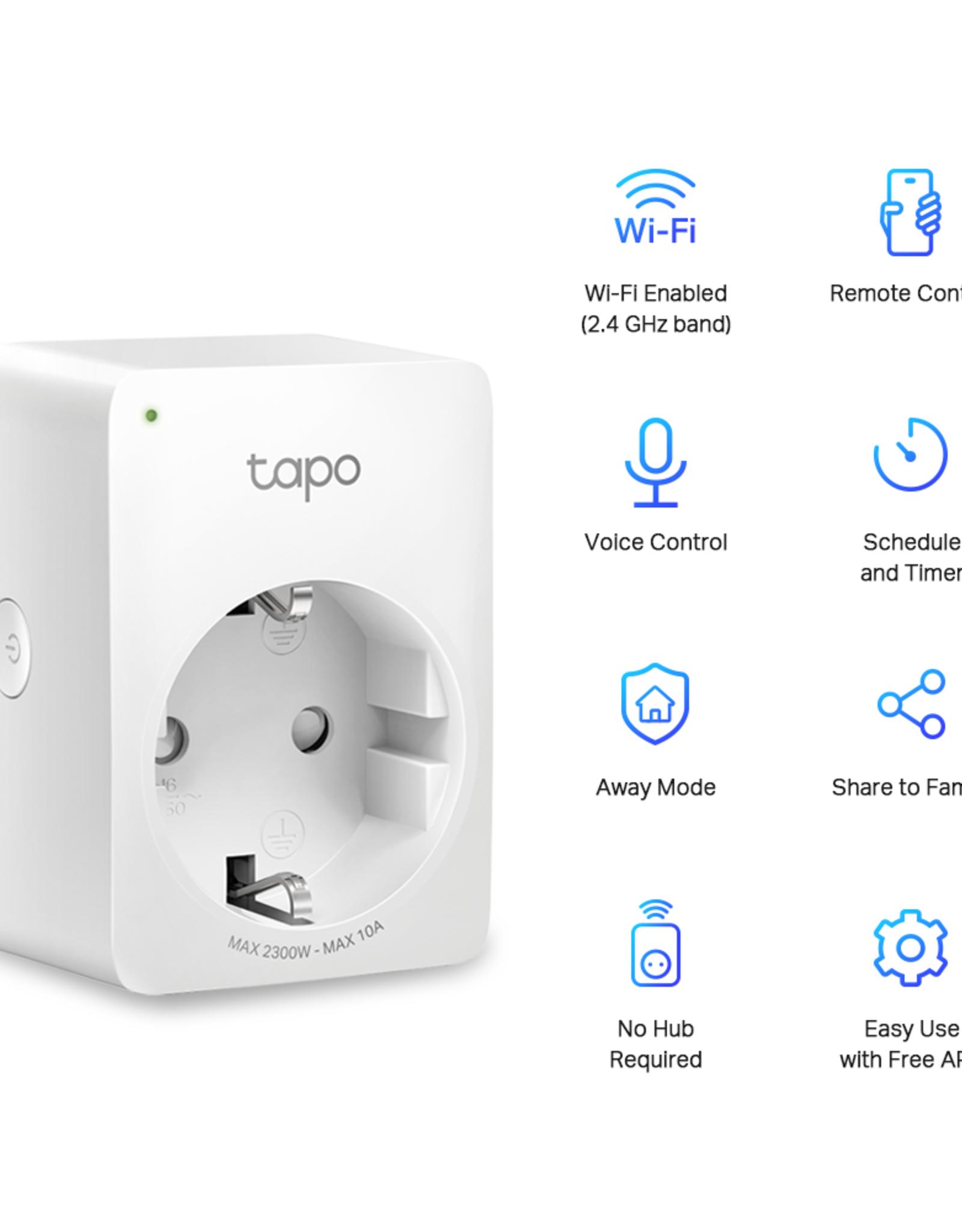TP-Link 4-pack TP-Link Tapo P100