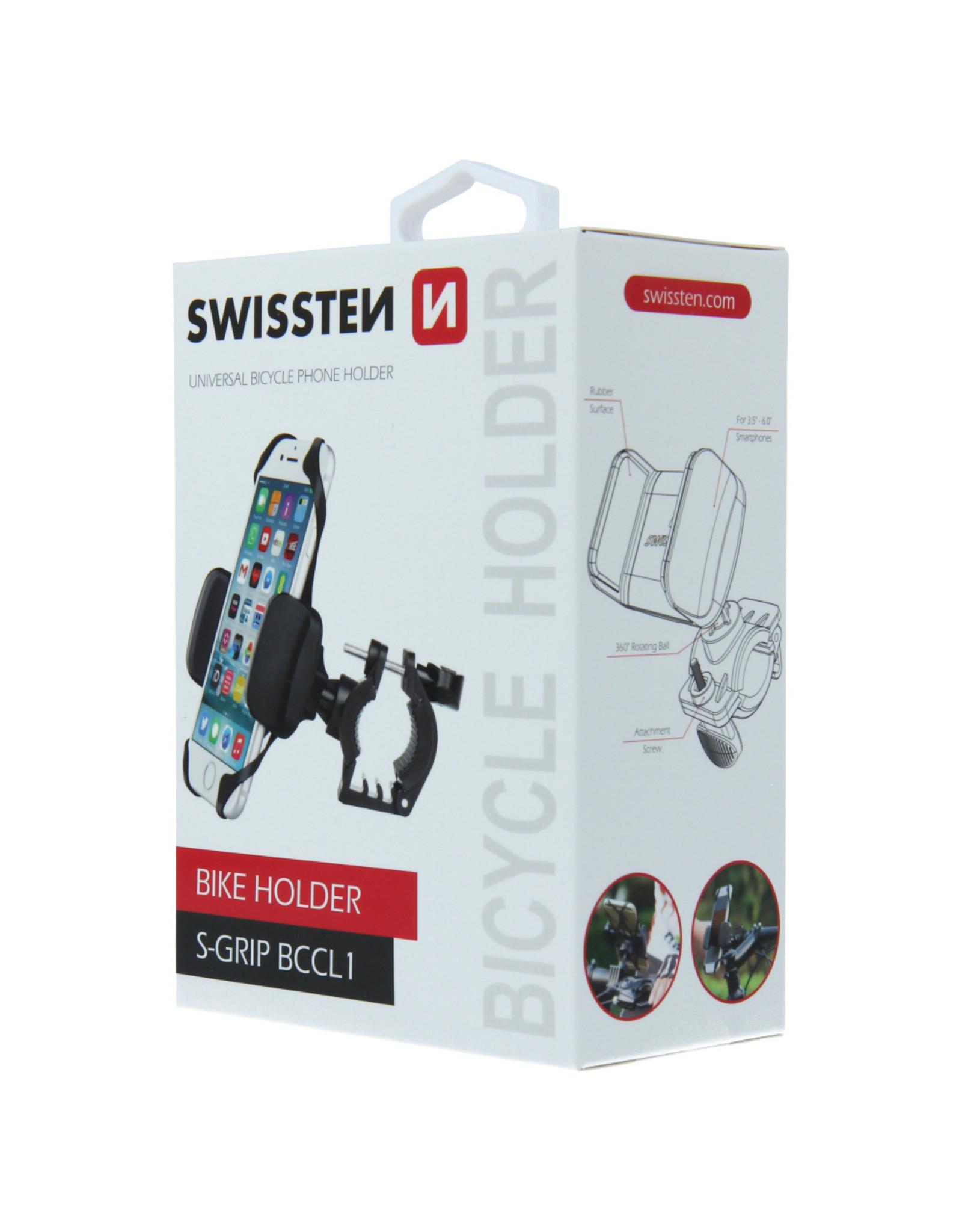 Swissten BIKE HOLDER SWISSTEN S-GRIP BCCL1