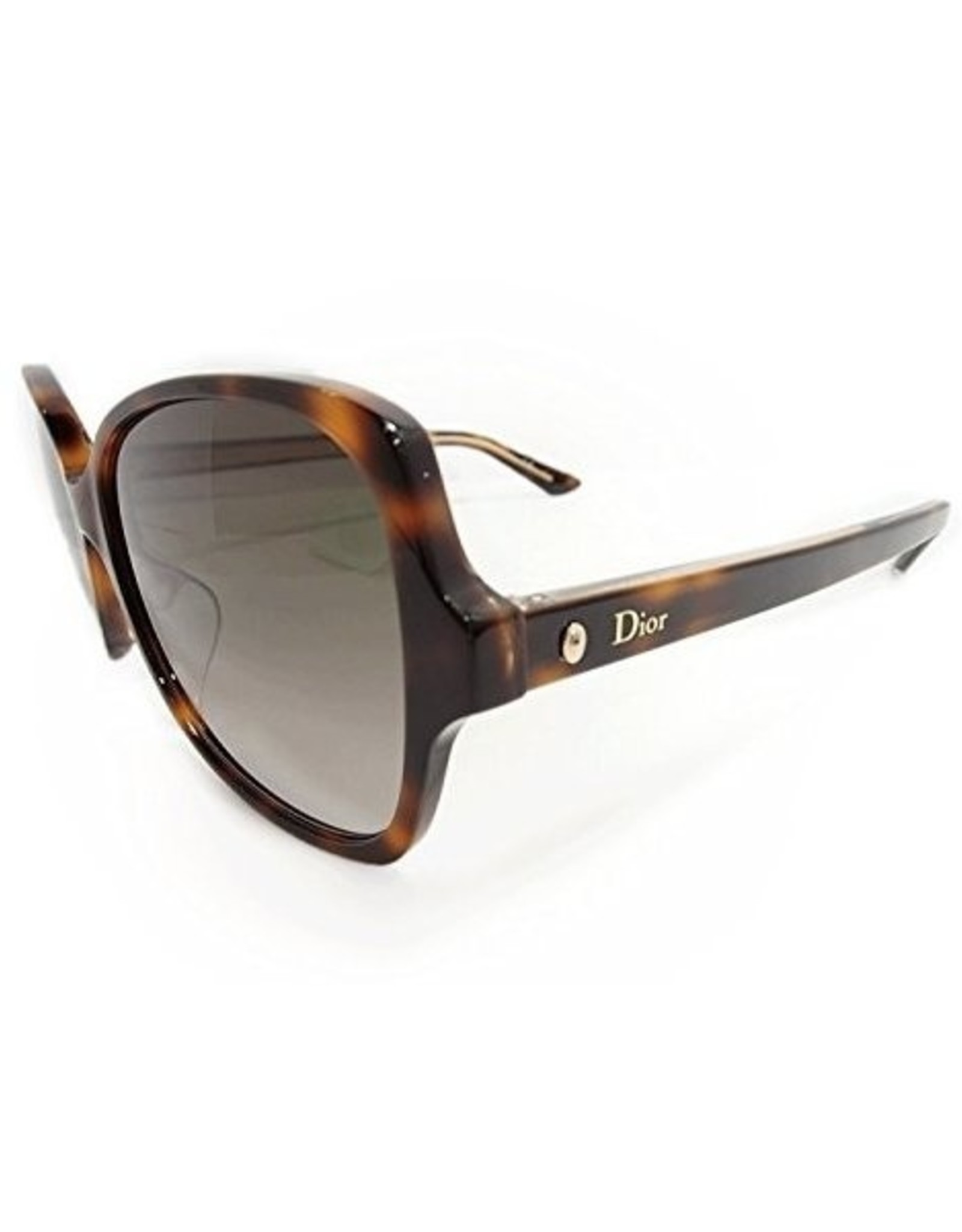 Christian Dior Montaigne-21FS - Brown/Havana