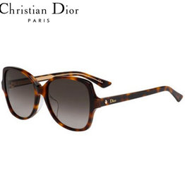 Christian Dior Montaigne-21FS - Brown/Havana