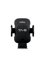 Veho Veho TA-8 Universal in-car smartphone cradle with built in Qi wireless fast charging