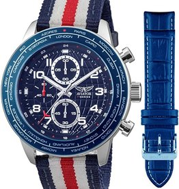 Aviator Military Pilot Flight Series Watch - AVW79886G406