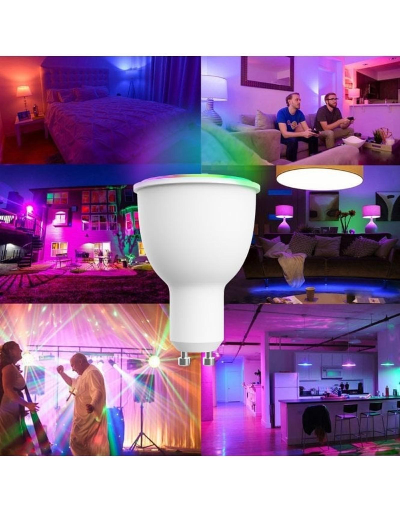 Woox Home Woox 3-Pack Smart LED Spot GU10 | R5077