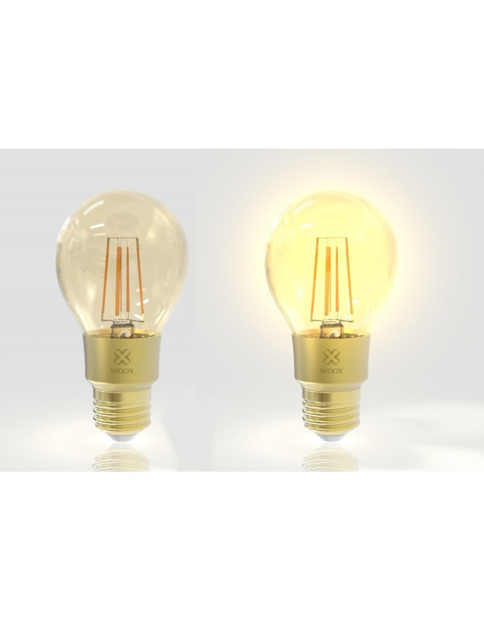 Woox Home Woox 3-Pack Smart Filament  Bulb   R9078