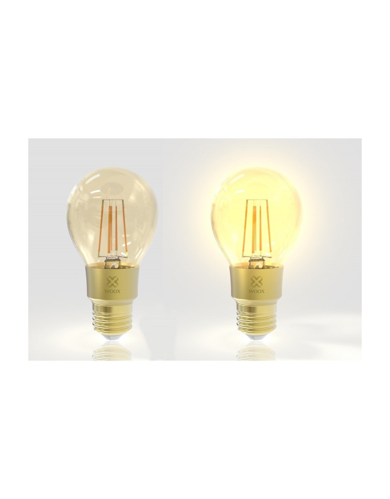 Woox Home Woox 3-Pack Smart Filament  Bulb | R9078