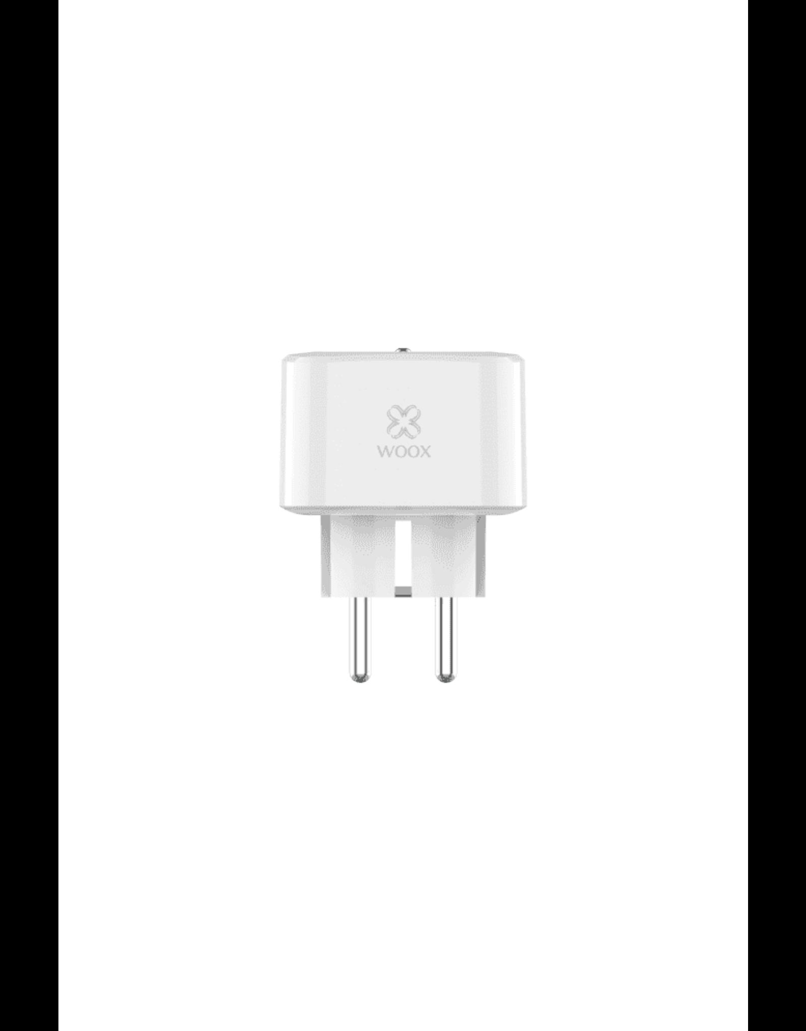 Woox Home Woox 3-pack Smart Plug 16A - FR Penaard | R4152