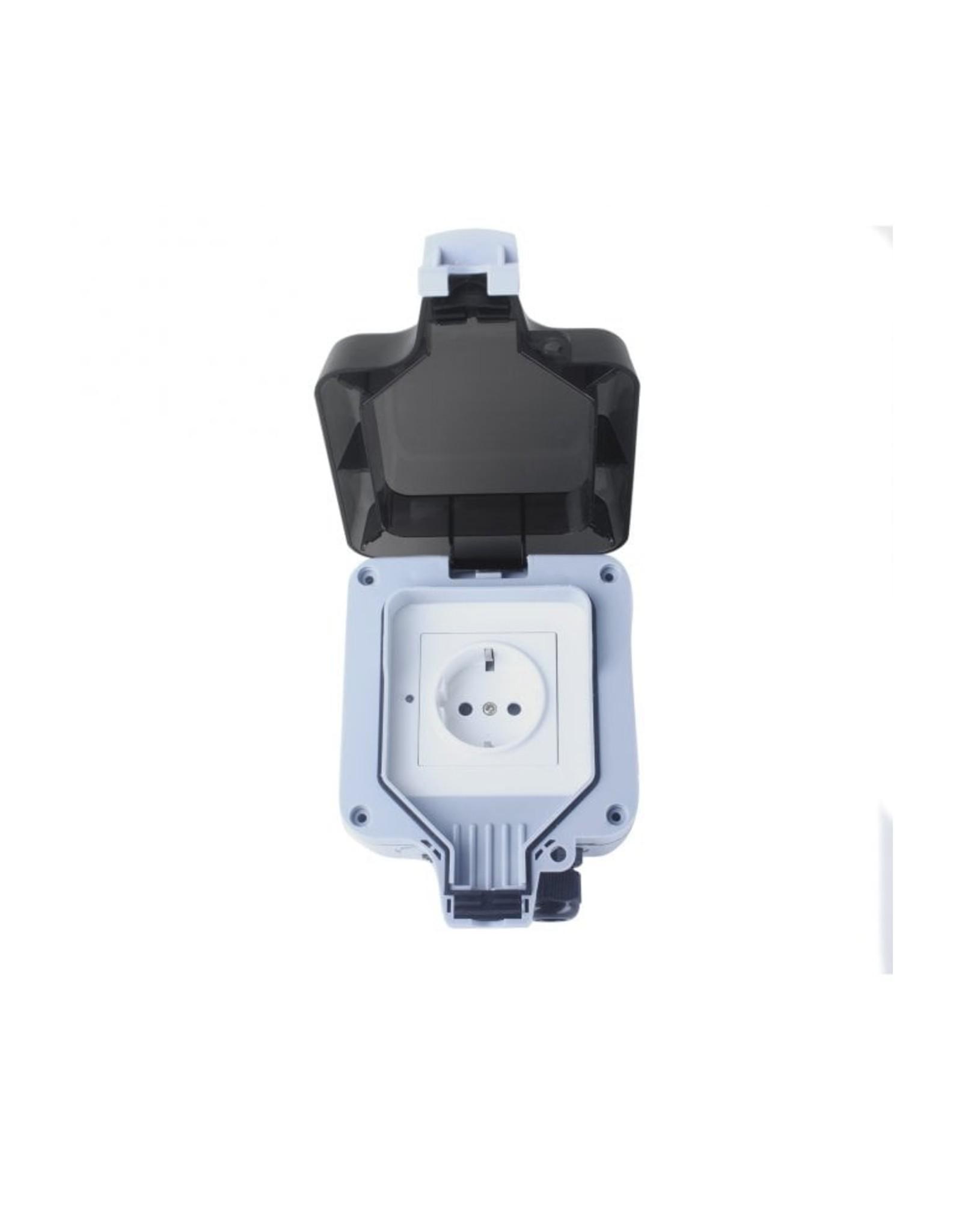 Woox Home Woox  EU smart socket, outdoor   R4052