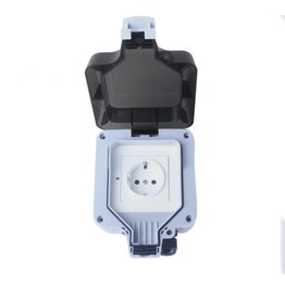 Woox Home Woox  EU smart socket, outdoor | R4052