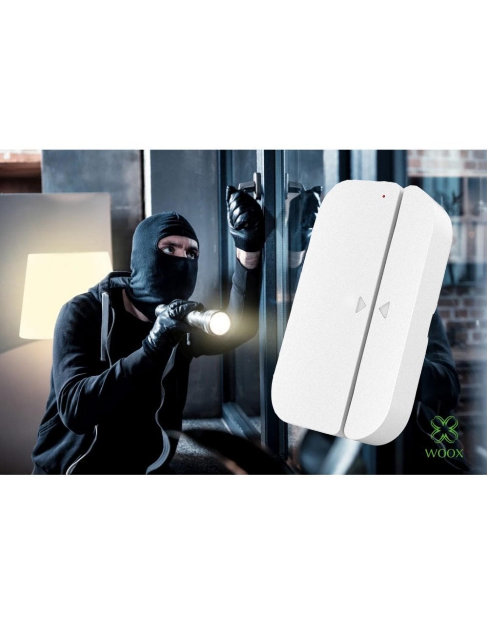 Woox Home 2-Pack Smart Door and Window Sensor | R4966
