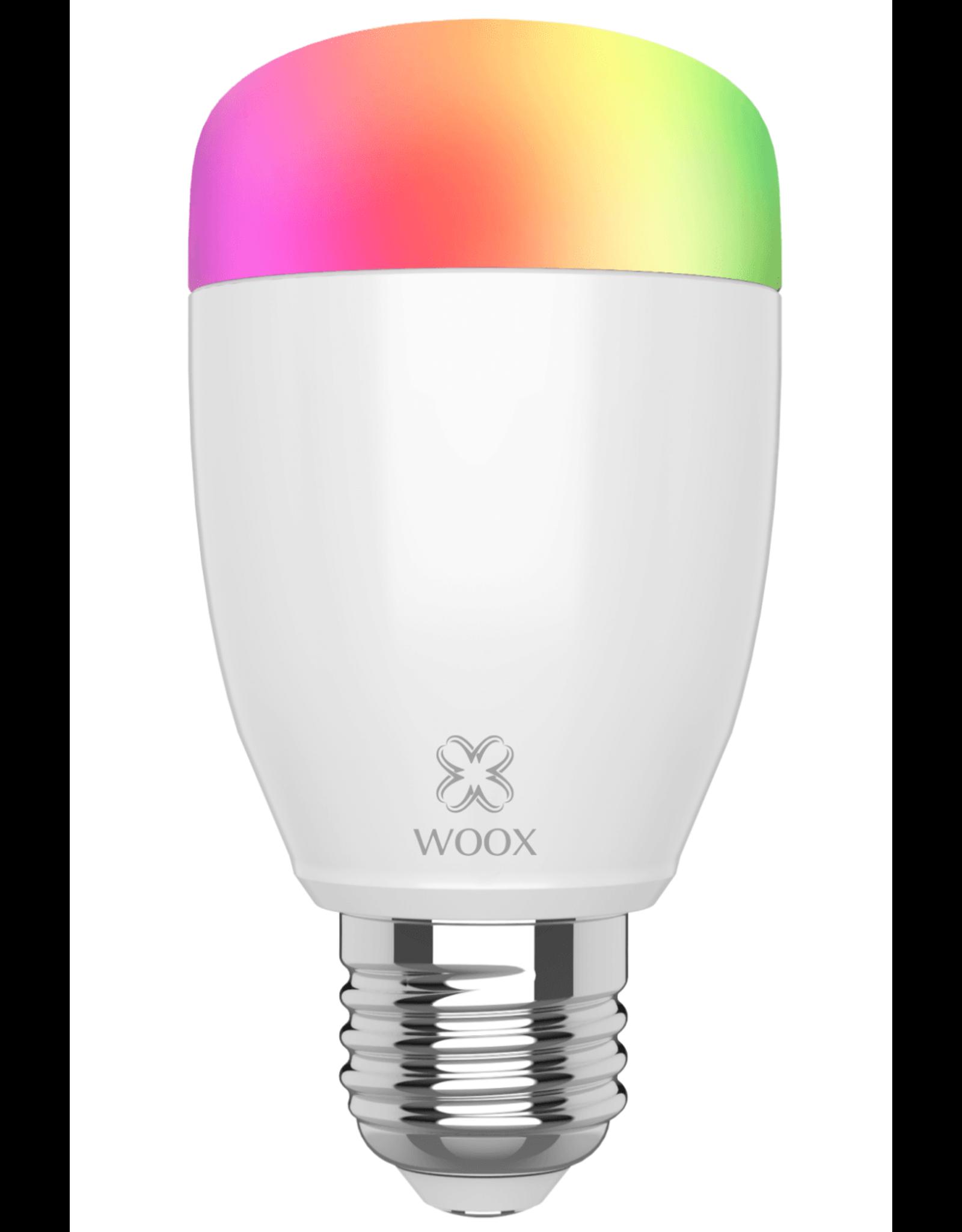 Woox Home Smart Bulb E27 RGB+WW High Performance | R5085