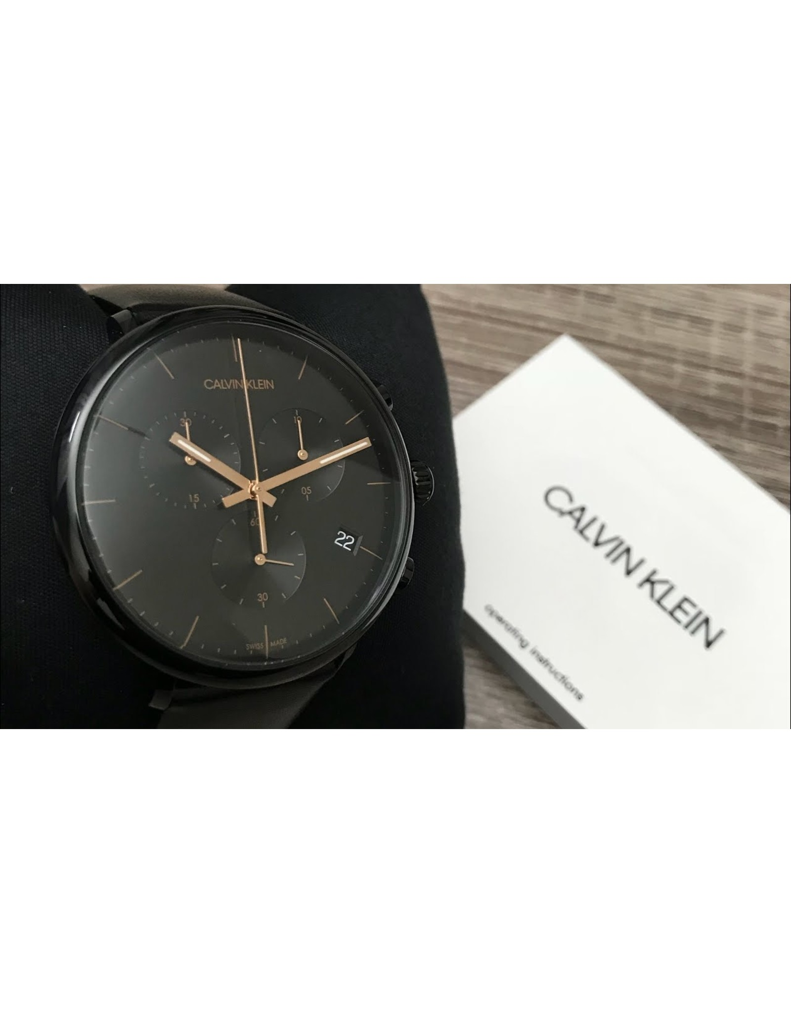 Calvin Klein Calvin Klein horloge | K8M274CB