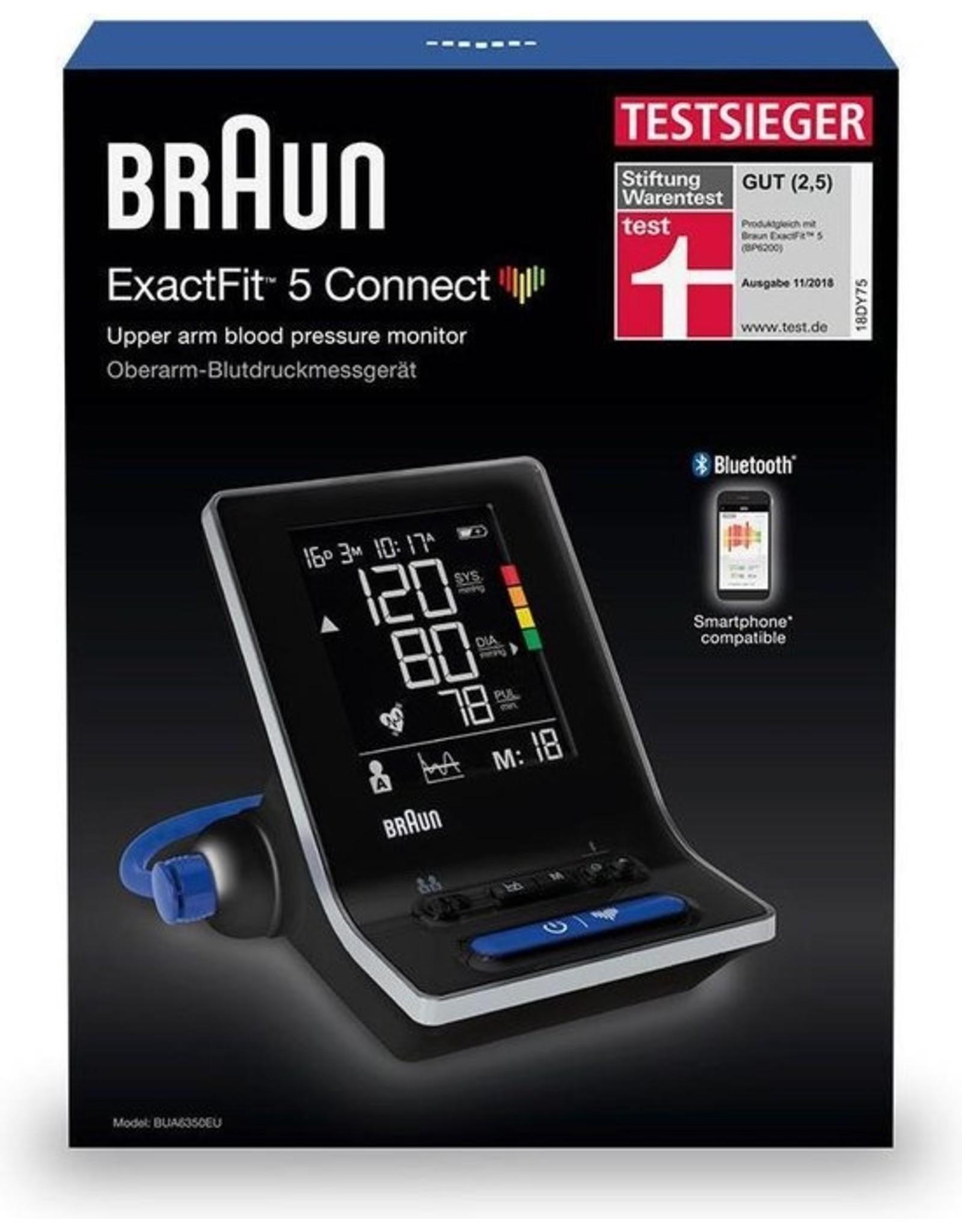 BRAUN Braun ExactFit 5 Connect